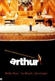 Arthur 1981 poster