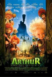 Arthur et les Minimoys (2006) cover