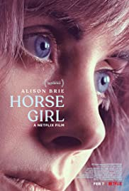 Horse Girl (2020) cover