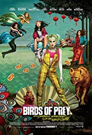 Birds of Prey: And the Fantabulous Emancipation of One Harley Quinn (2020) cover