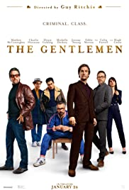 The Gentlemen (2020) cover