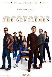 The Gentlemen (2020) cover