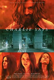 Charlie Says (2018) cover