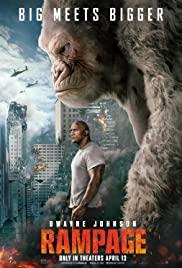 Rampage 2018 poster