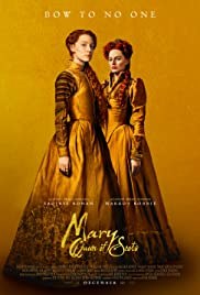 Mary Queen of Scots (2018) cover