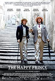 The Happy Prince (2018) cover