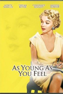 As Young as You Feel (1951) cover