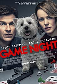Game Night 2018 poster