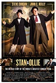 Stan & Ollie (2018) cover