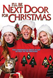 I'll Be Next Door for Christmas 2018 poster