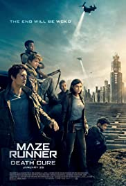Maze Runner: The Death Cure (2018) cover