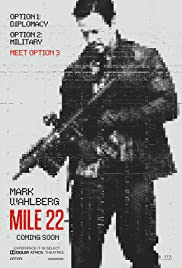 Mile 22 (2018) cover