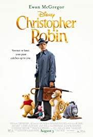 Christopher Robin (2018) cover