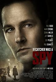 The Catcher Was a Spy (2018) cover