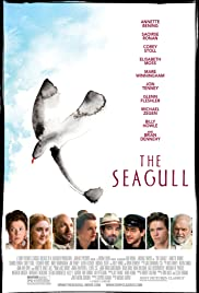 The Seagull (2018) cover