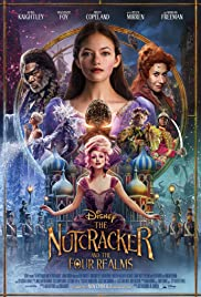 The Nutcracker and the Four Realms 2018 poster