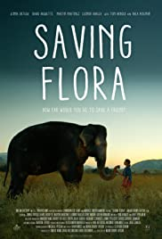 Saving Flora (2018) cover