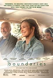 Boundaries (2018) cover
