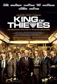 King of Thieves 2018 poster