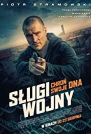 Slugi wojny (2019) cover