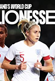 England's World Cup Lionesses 2019 poster