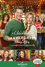 Christmas in Evergreen: Tidings of Joy (2019) cover
