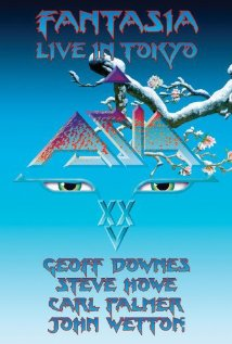 Asia: Fantasia - Live in Tokyo (2007) cover