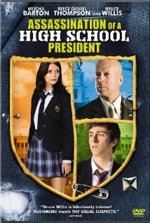 Assassination of a High School President (2008) cover