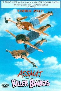 Assault of the Killer Bimbos (1988) cover