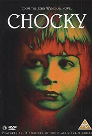 Chocky (1984) cover