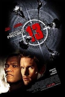Assault on Precinct 13 (2005) cover