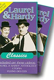 A Laurel and Hardy Cartoon (1966) cover