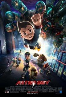 Astro Boy (2009) cover
