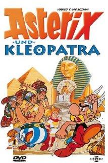 Astérix et Cléopâtre (1968) cover