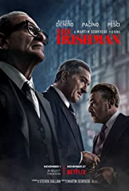 The Irishman (2019) cover