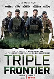 Triple Frontier (2019) cover