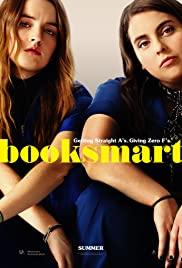 Booksmart (2019) cover