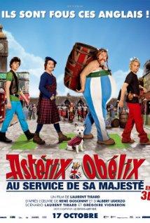 Astérix et Obélix: Au service de Sa Majesté (2012) cover