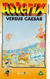 Astérix et la surprise de César (1985) cover