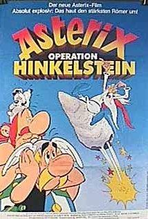 Astérix et le coup du menhir (1989) cover