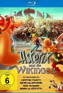 Astérix et les Vikings (2006) cover