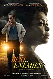 The Best of Enemies (2019) cover