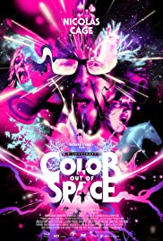 Color Out of Space (2019) cover