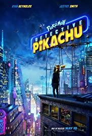 Pokémon Detective Pikachu (2019) cover