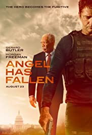 Angel Has Fallen (2019) cover