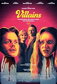 Villains (2019) cover