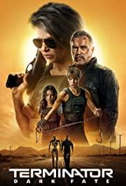 Terminator: Dark Fate (2019) cover