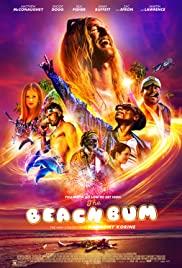 The Beach Bum (2019) cover
