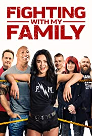 Fighting with My Family (2019) cover