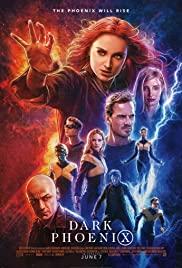 Dark Phoenix (2019) cover